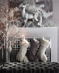 Black And White Christmas Decorations For Sale by Best 25 Modern Holiday Decor Ideas On Pinterest Modern