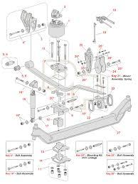 spring u0026 suspension schemes standard spring