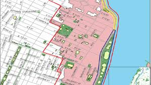 Brooklyn Community Board Map Plan To Protect Manhattan From Sandy 2 0 Moves Forward Curbed Ny
