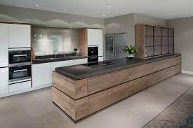 Modern Island Kitchen Designs Een Moderne Keuken Komt Tot Leven Door De Combinatie Van Strak
