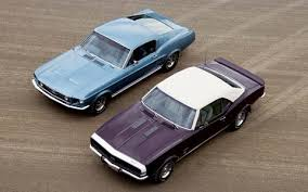 1967 camaro vs 1967 mustang 1967 chevrolet camaro 1967 ford mustang sports car