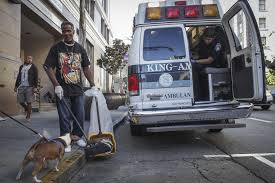 San Francisco Street Cleaning Map by Sf Health Care Costs Spike Then Fall After Housing Homeless