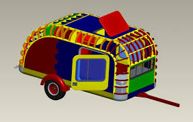the tinkers workshop teardrop trailer holy grail project
