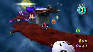super mario galaxy 2 review video games daily