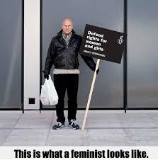 This Is What A Feminist Looks Like Meme - women who are ambivalent about women against women against