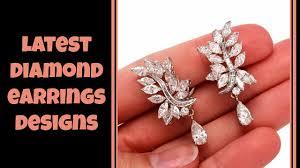 diamond earrings design diamond earrings designs