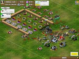 backyard monsters defending when it u0027s tough discussion on kongregate