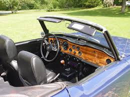 Tr6 Interior Installation Upholstery Kits Tr6 Tech Forum Triumph Experience Car Forums