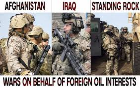 Oil Meme - the revolution continues america is an oil company with an army
