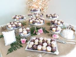 cupcake displays the atrium pittsburgh wedding venue banquet reception