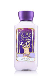 amazon com bath and body works holiday body lotion sugar plum