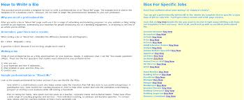 how to write an article critique paper landing page makeover clinic 10 howtowritebio com copyblogger how to write a bio