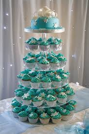 cupcake wedding cake cupcake wedding cakes idea in 2017 wedding