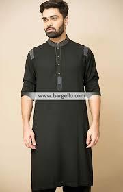 Kurta Colors   supremely stylish embroidered kurta newark new jersey nj us black