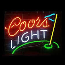 coors light sign amazon coors light neon coca cola white real neon glass tube neon sign 7