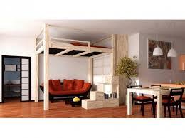 lit mezzanine avec bureau fly lit lit mezzanine fly awesome lit mezzanine alinea 1 place tiawuk