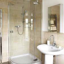 Small Corner Showers Optimise Your Space With These Smart Small Bathroom Ideas Ideal Home