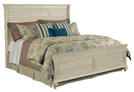 Kincaid Bedroom Furniture by Weatherford Shelter King Bed In Cornsilk