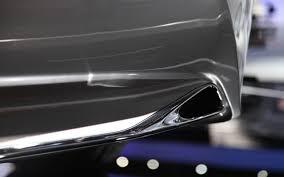 nissan altima exhaust tips lexus lf gh concept 2011 new york international auto show