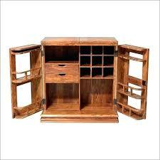 Folding Home Bar Cabinet Folding Bar Cabinet Teak Folding Bar Cabinet 1 Folding