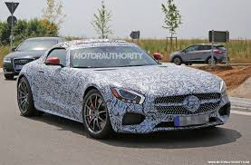 report mercedes amg gt roadster to debut at 2016 paris auto show