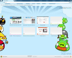 angry birds theme download