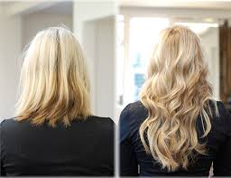 hair extension salon tips for choosing hair extensions salon