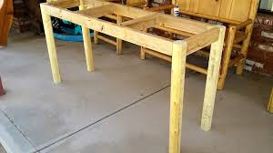 Entryway Table Pallet Entryway Table Instructions 101 Pallet Ideas