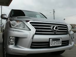 lexus v8 in land cruiser lexus lx 570 when only an 8 passenger 80k suv will do motorista