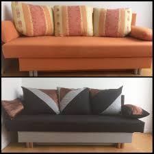 sofa beziehen aus alt mach neu sofa neu beziehen stoff sofa kupfer design