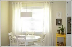 curtain rods wrap around curtain blog
