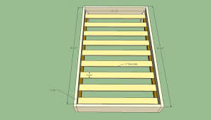 Simple Platform Bed Frame Plans by Bed Frame Diy Wood Bed Frame Plans Diy Bed Frame Diy Wood Bed