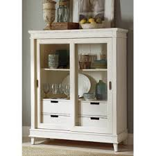Display Hutch White Display Cabinets You U0027ll Love Wayfair