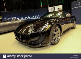 all black maserati shiny new black maserati stock photo royalty free image 53890513