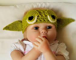 Yoda Halloween Costume Infant Jedi Costume Etsy