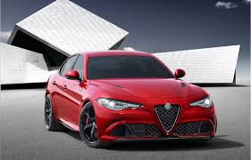 alfa romeo logo alfa romeo showcases new logo in giulia video