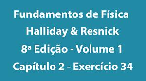fundamentos de física halliday e resnick 8ª edição volume 1