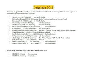 Kalender 2018 Mit Feiertagen Saarland Kalender 2018 Mit Feiertagen Freeware De