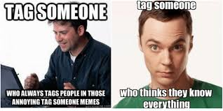 Tag A Friend Meme - voxspace life social tagging when did tagging in memes become a