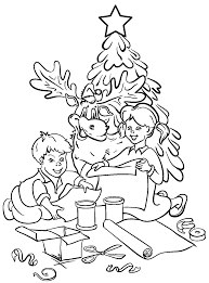 christmas coloring games coloringpagesonly com