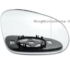 door mirror glass replacement right driver side replacement heated wing mirror glass for vw golf