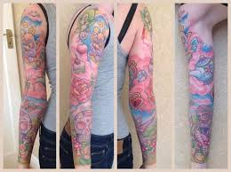 Girly Tattoo Sleeve Ideas 55 Best Tattoo Inspiration Images On Pinterest Drawings