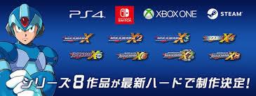 Kaset Ps4 Mega Legacy Collection 2 rockman corner mega x legacy collection 1 2 by