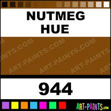 nutmeg folk art acrylic paints 944 nutmeg paint nutmeg color