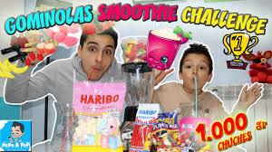 Challenge Reto Gummy Smoothie Challenge Reto Batido Gominolas 1 000 Gr Gummy