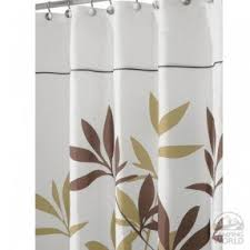 Stall Size Fabric Shower Curtain Stall Size Shower Curtains Foter