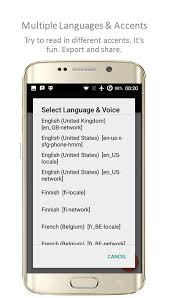 text to speech apk ttsreader pro text to speech 1 84 apk android