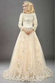 abaya wedding dress designer 2014 sleeves lace beaded abaya kaftan bridal gown
