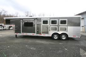 Vehicle Floor Plan Sold 2017 Lakota Charger C8312 Custom Floor Plan Horse Trailer