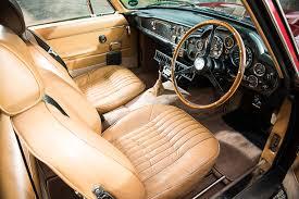aston martin sedan interior aston martin db6 mkii vantage